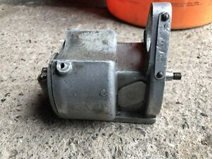 VINTAGE LUCAS MO1L MAGDYNO MAGNETO  Anti-clockwise Used Turns Freely