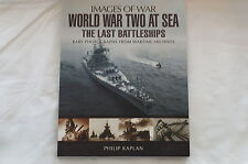 WW2 US German British Last Battleships Images of War Reference Book