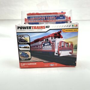 Power Trains 2.0 Car Carrier Engine
