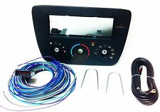 Manual Climate: Radio DASH Install Kit w Removal Tool for FORD TAURUS 2004-2007