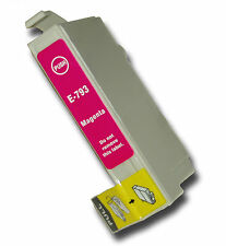 1 Magenta Compatible Non-OEM T0793 'Owl' Ink Cartridge with Epson Stylus PX730WD