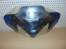 Kimpex Creature Snake W/ Blue Black Accent Snowmobile Windshield Yamaha RX-1