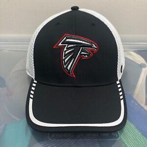 Atlanta Falcons 47 Brand Hat. New NWT Black Adjustable Strap Cap. NFL Football