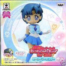 Banpresto Pretty Guardian Sailor Mercury Figure For Girls Memeries P1 Atsumete