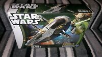 Star Wars JANGO FETT'S SLAVE 1 SHIP TCW the clones wars HASBRO 2012 #03