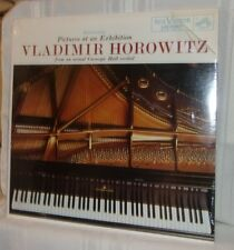 Moussorgsky PICTURES AT AN EXHIBITION V. Horowitz Carnegie RCA Sealed 1959 LP