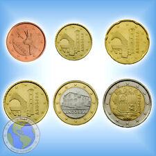 "Mini KMS Kursmünzensatz ANDORRA 2014 "" 5 Cent - 2 Euro "" 3,85 Euro bfr. lose"