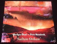 BURHAN OCAL PETE NAMLOOK..SULTAN ORHAN..CD EX DIGIPAK TURKEY TURKISH DOUBLE MOON