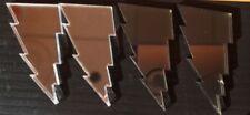 Miroirs noir pour la décoration intérieure, pour salon
