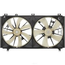 NEW DUAL FAN ASSEMBLY WITHOUT RESERVOIR FITS 2006-2013 LEXUS IS250 LX3120101