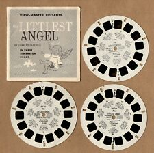 The Littlest Angel Viewmaster 3-reel Set