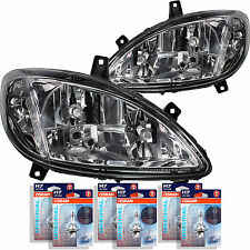 Headlight Set MERCEDES VITO Bus W639 09.03- 10.10 H7/H7 incl. OSRAM