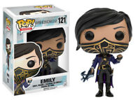 Emily Dishonored 2 Pop! Games Vinyl Figure by Funko NIB new in box 121 Bethesda