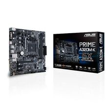 Asus placa base A320m-k Socket AM4 chipset A320 Micro-atx