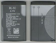 NEW BATTERY FOR NOKIA BL5C 1616 X2-01 5130 2330 CLASSIC