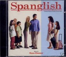 OST: spanglish (Hans chambre bande originale) NEUF + OVP