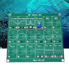 Demo RF For NanoVNA Scheda di test RF Filtro di rete vettoriale/Attenuatore Kit
