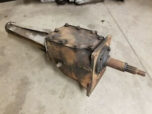 65 66 67 68 FORD MUSTANG FALCON RANCHERO 3 SPEED TOPLOADER TRANSMISSION 015364