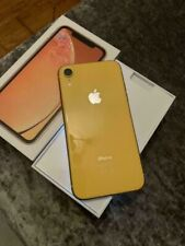 USED Apple iPhone XR 64GB YELLOW - Factory Unlocked, Complete