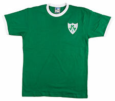 Ireland National Rugby T Shirt Embroidered Logo Sizes S-XXL