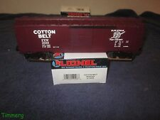 Lionel Trains 6-19228 1991 Cotton Belt Box Car for O & O-27