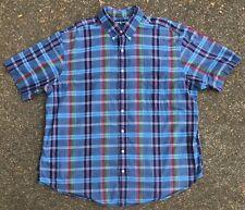 Ralph Lauren Polo, Short Sleeve Button Down Shirt, Men's Size 2XB, 2X Big