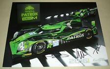 Le MANS CME 2016 SILVERSTONE ESM estrema velocità Motorsport LIGIER firmato Carta
