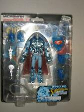 TAKARA MICROMAN Cyborg Superman ACTION FIGURE SET NEW DC Comics Batman