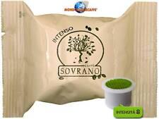 100 Capsule Caffè SOVRANO INTENSO Compatibili Sistema KIMBO - ILLY UNO SYSTEM