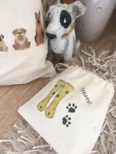 HANDMADE Treat Bags (for Dogs, Cats, Kids, Grandkids)