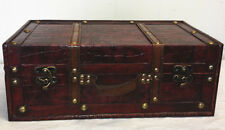 Replica Vintage-Style Wooden Suitcases (HF 020B-2)
