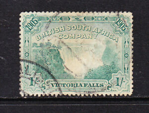 Rhodesia SG 97  bit dull but otherwise F.U.  cv $100   L6128