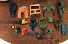 HUGE LOT Vintage G.I.JOE Accessories HASBRO 1986 1987 1989 1990