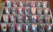 """2018-19 PANINI PRIZM PRIZMS RUBY RED WAVE NICE (35) CARD LOT """"NO DUPS"""" SEE LIST"""