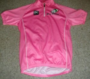 Giro d'Italia Tour of Italy Santini Pink Leaders cycling jersey [M] NOS