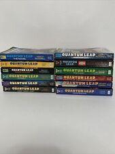 Quantum Leap 12 paperback books Lot Crandall Peel Walton McConnell Storm Davis