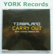 TIMBERLAND with JUSTIN TIMBERLAKE - Carry Out - Ex CD Single Blackground 2739769