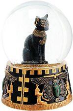 SNOW GLOBE BASTET CAT XXL EGYPT EGYPTIAN BOLA DI NIEVE GATO PALLA DI NEVE GATTO