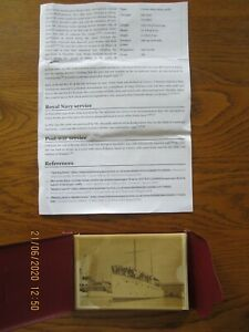 Motor Yacht. M.Y. Sister Anne, Booklet with 20 photos, Postcards 1929