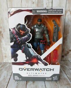 Hasbro Overwatch Ultimates Reaper Faucheur Blackwatch Reyes Action Figure