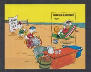H464. Antigua & Barbuda - MNH - Cartoons - Disney's - Christmas