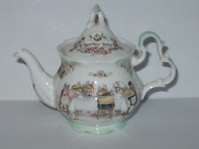 BRAMBLY HEDGE ROYAL DOULTON MINIATURE TEAPOT 1ST QUALITY BEAUTIFUL CONDITION