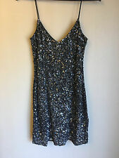 Preowned Theia Cocktail Dress Size 12