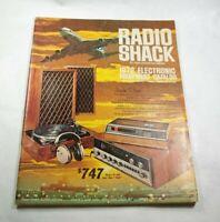 "1972 Radio Shack Catalog ""$747 Buys All ut the 747"" #216 Allied Radio Shack"