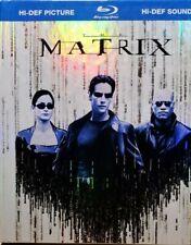 The Matrix - Keanu Reeves 10th Anniversary Book Case Blu-Ray