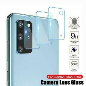 For Samsung S21 Ultra S21 S21+ 5G 9H Tempered Glass Rear Camera Lens Protector
