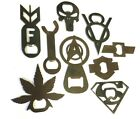 Bottle Openers - Various Designs Available - Solid Steel