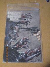 Escape of the Living Dead #  2 - Avatar Dec 2005 Platinum Foil Variant 1000    1