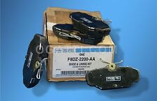 BRAND NEW OEM FRONT BRAKE PAD TAURUS SABLE CONTINENTAL 1993-2005 F8DZ-2200-AA