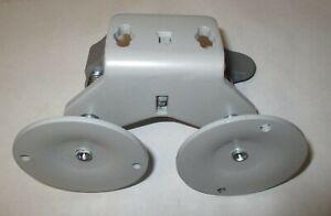 Humanscale M/Flex M2 M4 M7 M8 Monitor Post Adjustable Desk Mount C-Clamp MF22CS